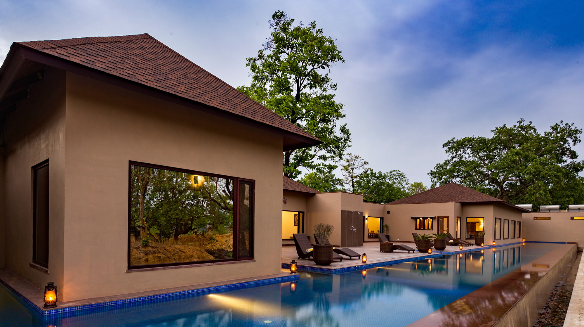 Kanha National Park Jungle Resorts